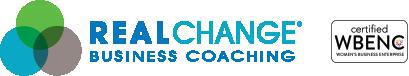 Real Change Business Coaching Logo